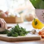 Použití bylinek v kuchyni